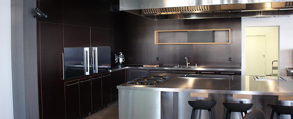 Kochstudio Für Höchste Ansprüche