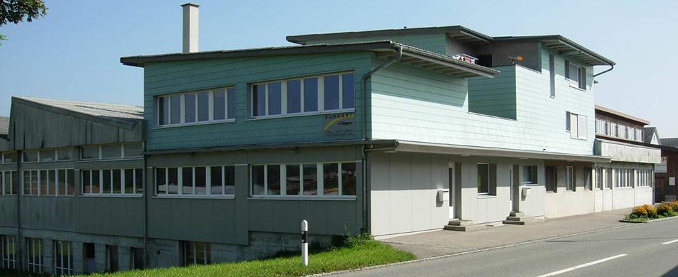 Produktionsgebäude Hinterdorfstrasse 12 In Auw