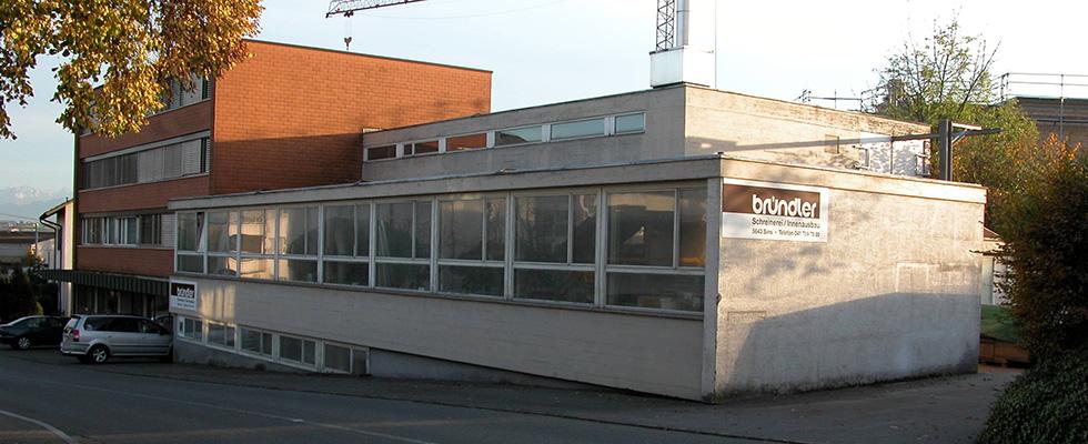 Firmensitz Bahnhofstrasse In Sins Bis 2009