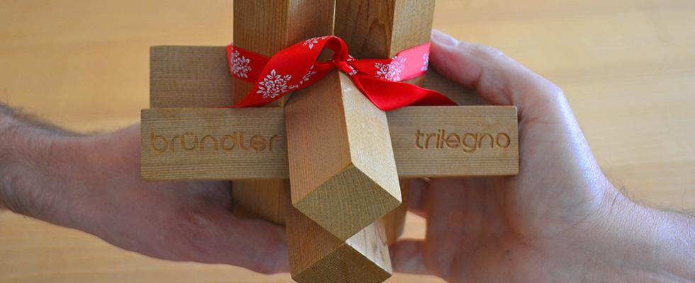 Zusammenarbeit Bründler Trilegno